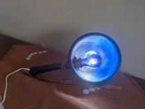 Lampa ultraviolete veche produsa in URSS. (aprox. 1970)