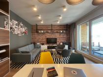 Apartament 2 camere Laguna Residence + loc parcare + boxa