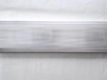 Corp neon dublu, Emika, nou, 2 x18 W, metal/plastic, Ungaria