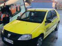 Dacia logan Taxi cu autorizație valabilă