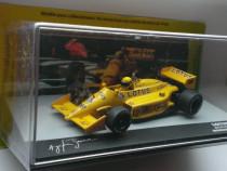 Macheta Lotus 99T Formula 1 1987 Senna - Altaya 1/43 F1