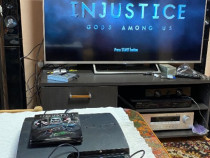 Consola Sony PS3+Injustice+2Controller Wireless-Germania