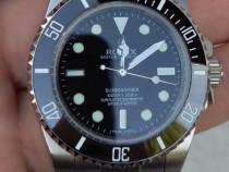Rolex Submariner Automatic 40 mm geam Safir bezel Ceramic