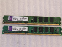 Memorie RAM desktop Kingston 2GB PC3-10600 DDR3-1333MHz