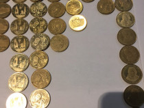 Colecție 50 bani