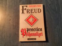 Practica psihanalizei Sigmund Freud