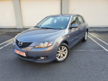 Mazda 3, 1.6, Benzina, 105 cp, Euro 4, 2007