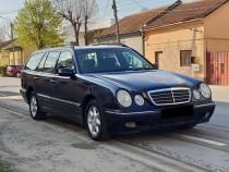 Mercedes E200 / E220 - an 2001, 2.2 cdi (Diesel)