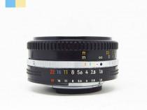 Obiectiv Nikon Nikkor 50mm f/1.8