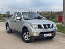Nissan navara*2.5 dci*king cab*4x4*clima*2009*autoutilitara!