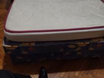 Canapea extensibila cu saltea 2 persoane