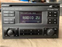 Radio CD/Navigație Volkswagen Golf 4, Sharan, Passat b5 etc