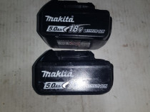 Acumulator baterie makita 18v si 5 ah