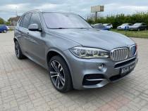 BMW X5 M50D ,Xdrive 3.0 DIESEL , 381 CP , 2014 - 7 locuri