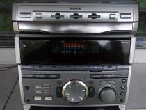 Combina SONY Hcd-Rxd5 statie radio 2 tape 3 cd telecomanda