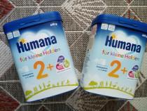 Lapte praf Humana peste 2 ani