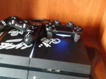 PlayStation4 1tb 17 jocuri