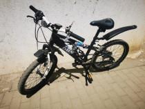 "Bicicleta copii mărimea 20"" DBS shimano"