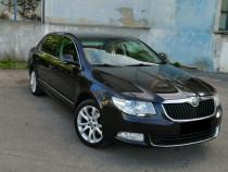 Skoda Superb Elegance DSG 2.0 TDI CR 170 CP 2012 E5 Piele