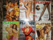 Reviste Playboy Hustler  / Calendar Playboy 2002