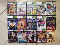 Xbox 360 Kinect: Sports, Twister, Star Wars, UFC, Fable, etc