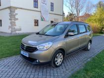 Dacia Lodgy-1,5 diesel-7 Locuri
