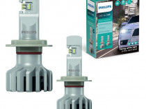 Set 2 becuri led H7 Philips Ultinon Pro5000 HL 5800k