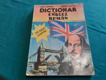 Dicționar englez român *70.000 cuvinte/ leon levițchi, andre