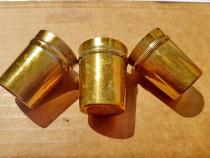 C519-Set 3 paharele mici vechi alama aurita anii 1900.