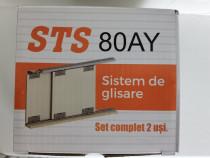 Sistem de glisare STS80AY (SKM80AY) Mecanism de glisare