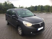 Dacia Lodgy 1.6, 7 locuri, 48000km