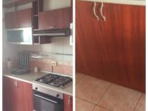 Bucătărie Completa + cuptor+ plita gaz,+ hota.