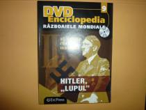 Hitler Lupul - enciclopedie + dvd documentar