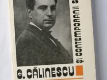 G. Calinescu si contemporanii sai (corespondenta primita)