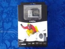 Camera video sport E-BODA SJ4000, HD 720p, rezistenta la apa