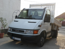 Iveco Daily 35c11 Basculant - an 2003, 2.8 (Diesel),