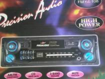 Radio casetofon auto stereo nou 12v