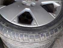 4 Jante Aluminiu pe 17 Zoll in 5 Frezoane de Opel Signum