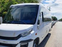 Autobuz Iveco Ferqui 3D an 2016, Euro 6, AC, 177 CP, 33 loc.