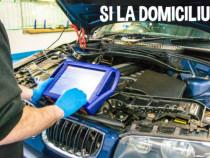 Diagnoza auto Land Rover Jaguar Mini Saab Bmw