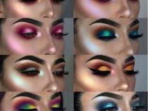 Eyeshadow / Glitter/ Pigments - Fard Pleoape -Pigmenti f acc