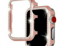 Husa Bumper Rama Protectie Carcasa Apple Watch 1 2 3, Crista