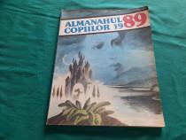Almanahul copiilor * contine benzi desenate/ 1989