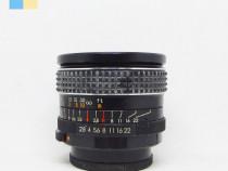 Obiectiv Zenitar Auto MC 28mm f/2.8 montura M42