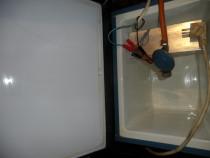 Lada frigorifica pe gaz/220v/12v