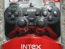 Joystick gaming Controller Gamepad USB Intex nou Sigilat