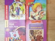 Clasicii literaturii romane - set carti pentru copii