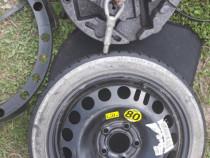Rezerva slim 5x110 r16 Opel