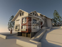 Duplex cu 5 camere si panorama deosebita
