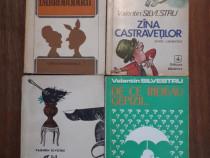 Lot 11 carti din opera lui Valentin Silvestru / R3P5F